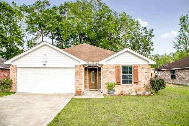 565 Pine Burr, Vidor, TX 77662 (MLS #211138) :: TEAM Dayna Simmons