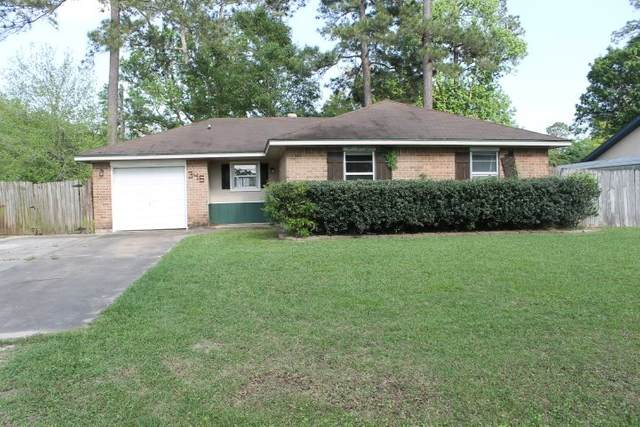 345 Pine Shadows, Vidor, TX 77662 (MLS #211228) :: TEAM Dayna Simmons