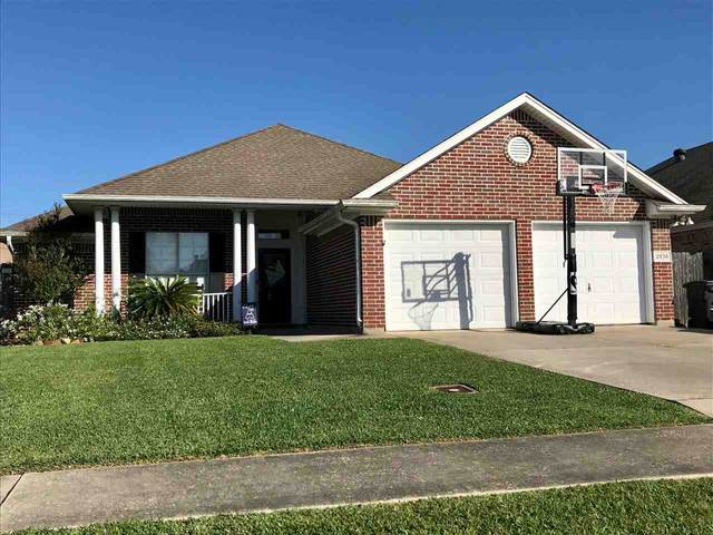 2838 Meadowbrook, Port Neches, TX 77651 (MLS #211706) :: TEAM Dayna Simmons