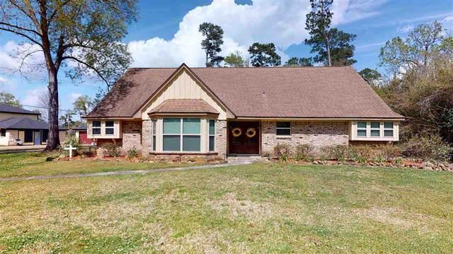 306 W Pineshadows Dr, Sour Lake, TX 77659 (MLS #211726) :: TEAM Dayna Simmons
