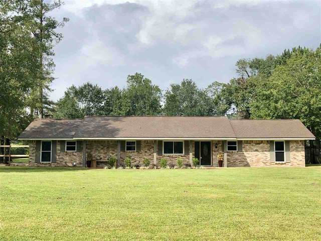 422 Piney Point Dr, Sour Lake, TX 77659 (MLS #211808) :: TEAM Dayna Simmons