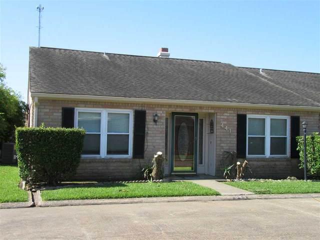 441 Yorktown, Beaumont, TX 77707 (MLS #212010) :: TEAM Dayna Simmons