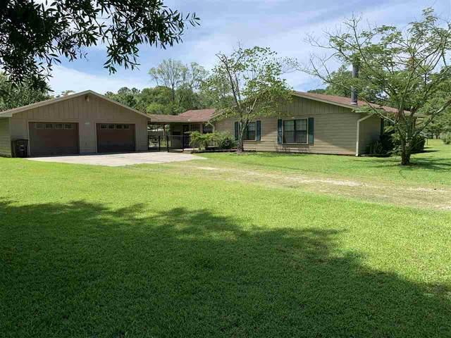 2570 Roosevelt St., Vidor, TX 77662 (MLS #212367) :: TEAM Dayna Simmons