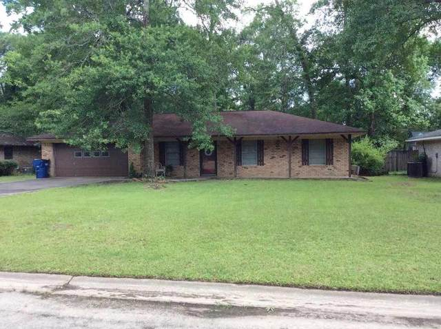 107 Pinecrest Drive, Silsbee, TX 77656 (MLS #212425) :: TEAM Dayna Simmons