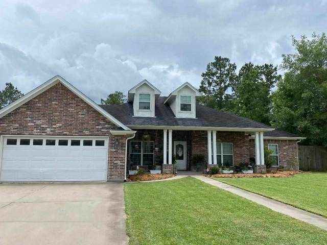1045 Cedar Ridge Dr, Orange, TX 77632 (MLS #212448) :: TEAM Dayna Simmons