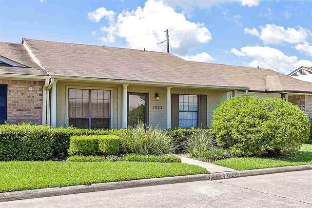 1022 Greenmeadow, Beaumont, TX 77706 (MLS #212497) :: TEAM Dayna Simmons