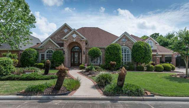 4225 Brownstone Drive, Beaumont, TX 77706 (MLS #212507) :: TEAM Dayna Simmons