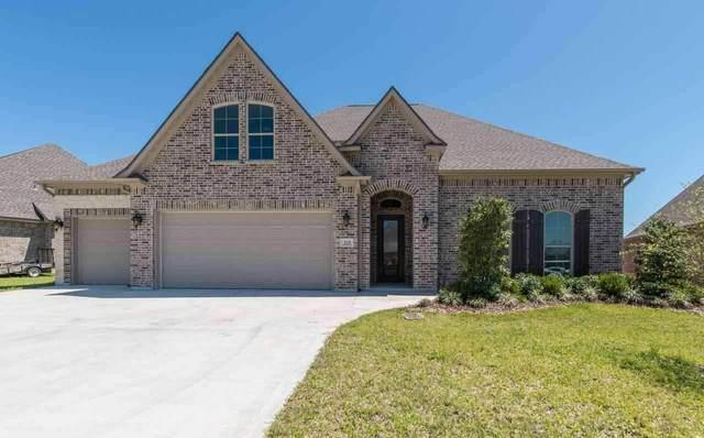 215 Chaple Creek, Lumberton, TX 77657 (MLS #212554) :: TEAM Dayna Simmons