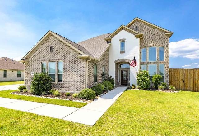14820 Michelle Ln, Beaumont, TX 77713 (MLS #212602) :: TEAM Dayna Simmons