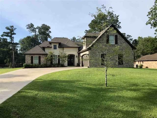 218 Pinehurst Dr, Sour Lake, TX 77659 (MLS #212651) :: TEAM Dayna Simmons