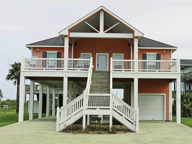3389 Sand Bar Dr, Crystal Beach, TX 77650 (MLS #212770) :: TEAM Dayna Simmons