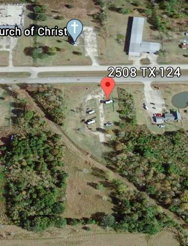 2508 Highway 124, Stowell, TX 77661 (MLS #212923) :: TEAM Dayna Simmons