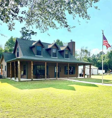 5020 Corbett, Vidor, TX 77662 (MLS #213062) :: TEAM Dayna Simmons
