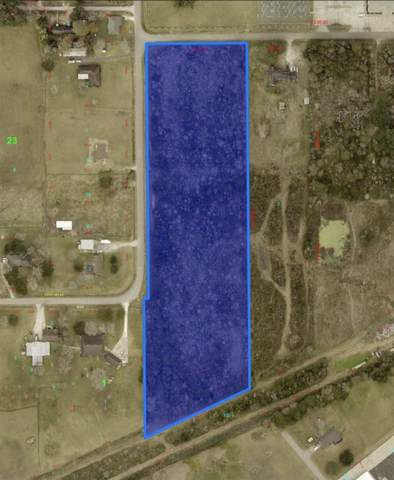 9.49+/- Acres Hall Road, Hamshire, TX 77622 (MLS #213262) :: TEAM Dayna Simmons
