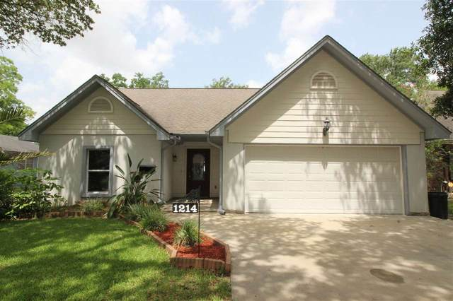 1214 Montrose St, Port Neches, TX 77651 (MLS #213399) :: TEAM Dayna Simmons