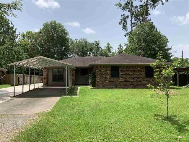 1070 Hickory, Vidor, TX 77662 (MLS #213432) :: TEAM Dayna Simmons