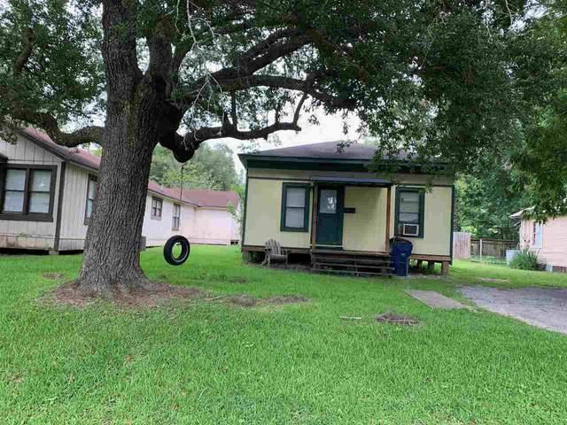 1050 3rd St, Silsbee, TX 77656 (MLS #213449) :: TEAM Dayna Simmons