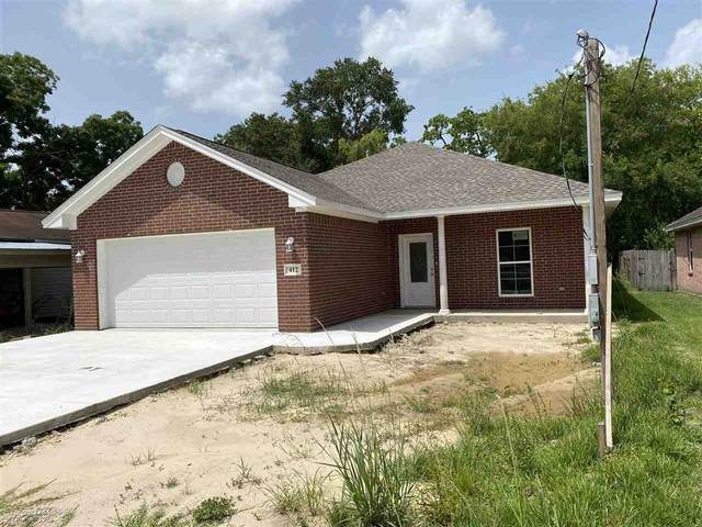 412 NE 4th Street, Nederland, TX 77627 (MLS #213615) :: Triangle Real Estate