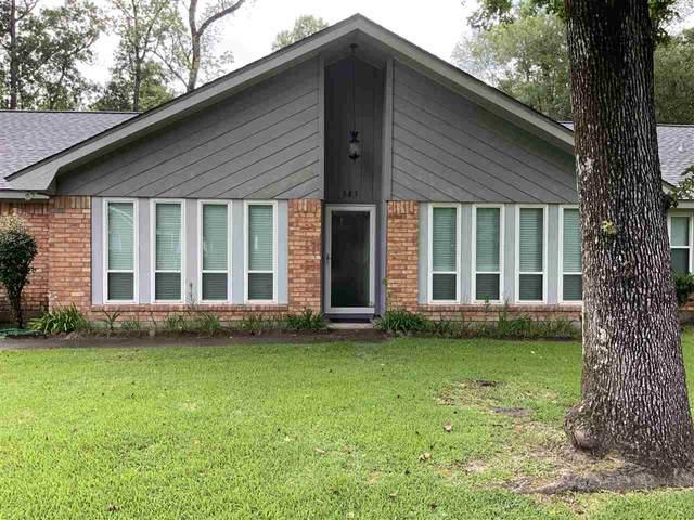 383 W Wood Fern, Orange, TX 77630 (MLS #213624) :: TEAM Dayna Simmons