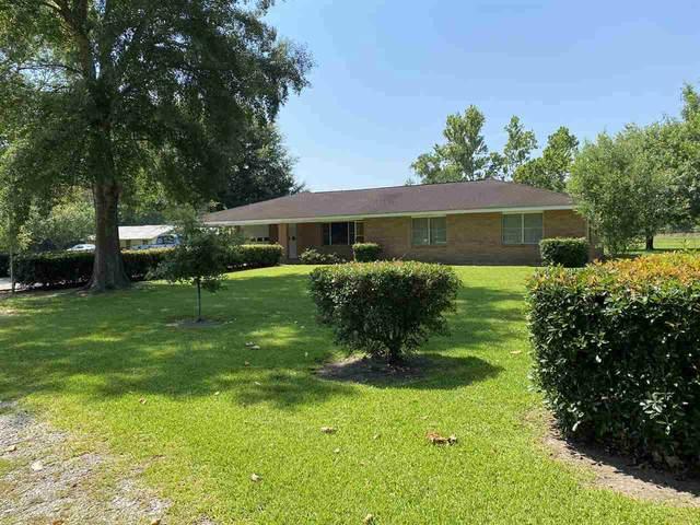 685 W Fm 1004, Kirbyville, TX 75956 (MLS #213716) :: Triangle Real Estate