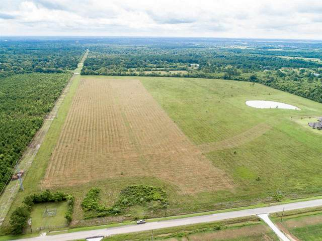 Tract 2 Tolivar Canal Road, Beaumont, TX 77713 (MLS #214015) :: Triangle Real Estate