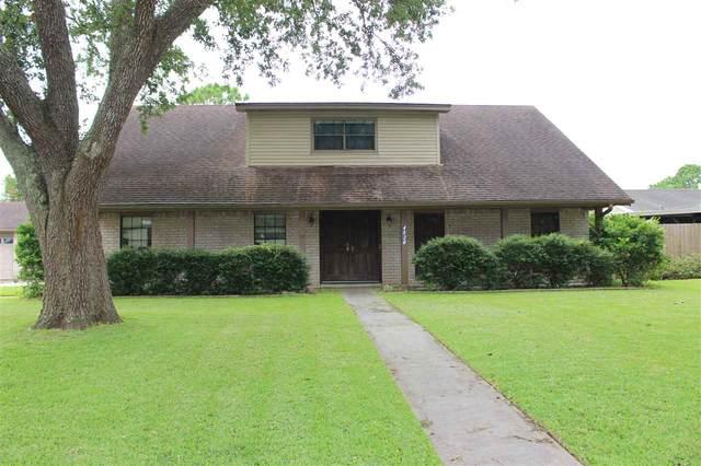 4020 Cobblestone, Port Arthur, TX 77642 (MLS #214139) :: TEAM Dayna Simmons