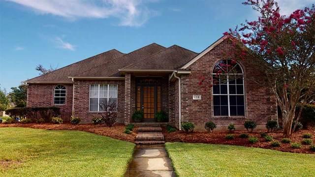 158 Windsor Circle, Lumberton, TX 77657 (MLS #214253) :: TEAM Dayna Simmons