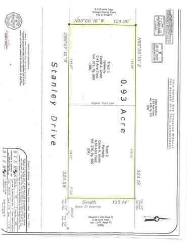 140 Stanley, Vidor, TX 77662 (MLS #214516) :: Triangle Real Estate
