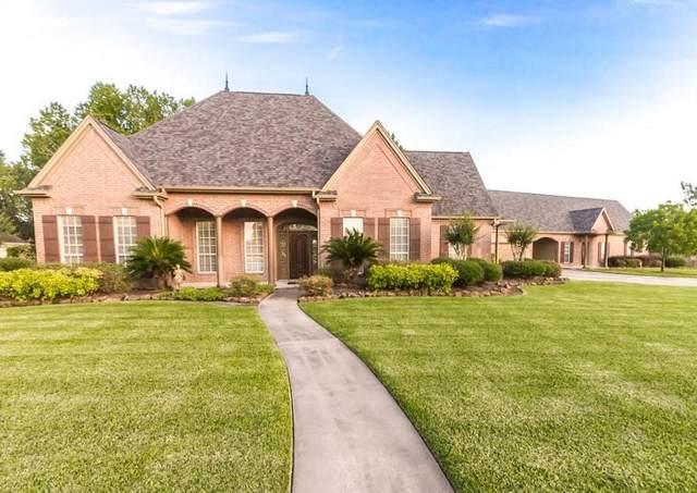 4909 Bentwood Dr, Orange, TX 77630 (MLS #214608) :: TEAM Dayna Simmons