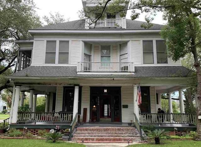 2098 Mcfaddin St., Beaumont, TX 77701 (MLS #214759) :: Triangle Real Estate