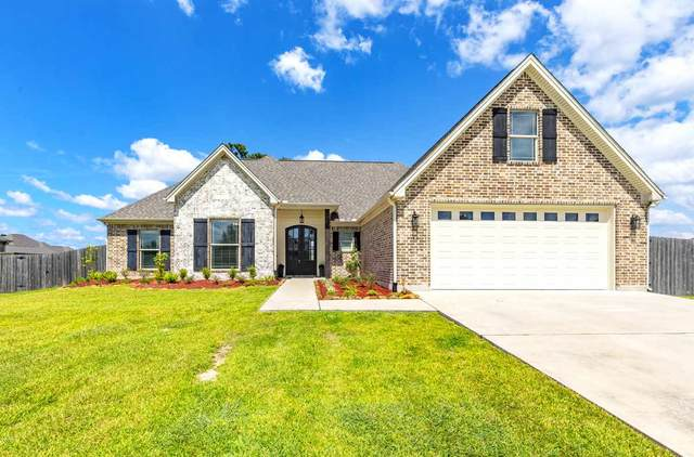 624 Frontier Dr, Bridge City, TX 77611 (MLS #214915) :: TEAM Dayna Simmons