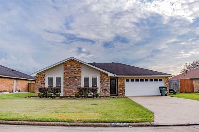 7805 Spring Meadow, Port Arthur, TX 77642 (MLS #215030) :: TEAM Dayna Simmons