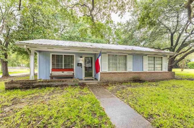 301 Youpon St., Silsbee, TX 77656 (MLS #215062) :: TEAM Dayna Simmons