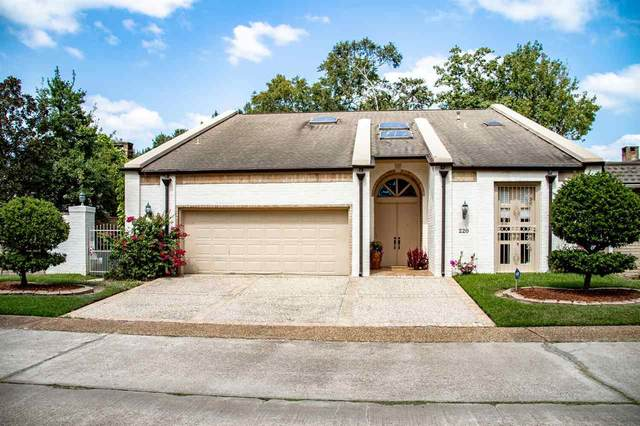 220 Summerwood, Beaumont, TX 77706 (MLS #215073) :: Triangle Real Estate