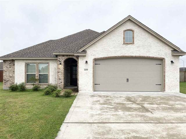 4408 Persimmon Circle, Orange, TX 77630 (MLS #215074) :: Triangle Real Estate