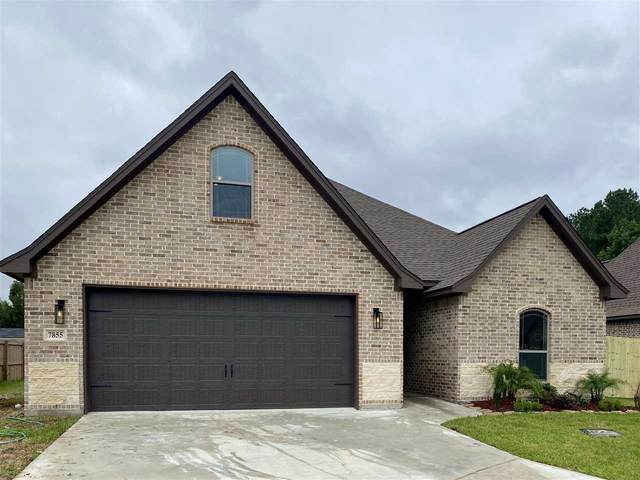 7855 Quail Ct, Beaumont, TX 77713 (MLS #215114) :: TEAM Dayna Simmons