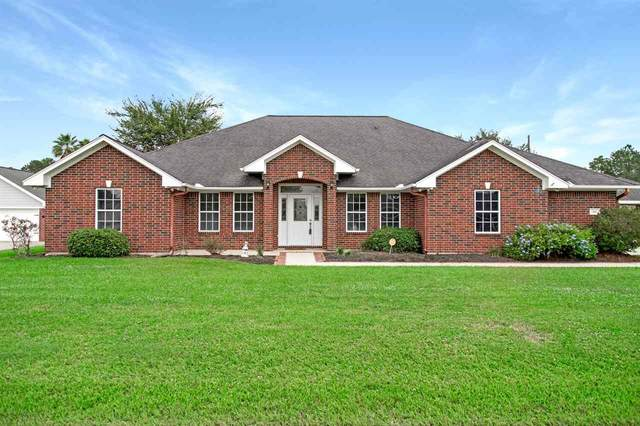 516 Meadowlark Drive, Winnie, TX 77665 (MLS #215148) :: Triangle Real Estate