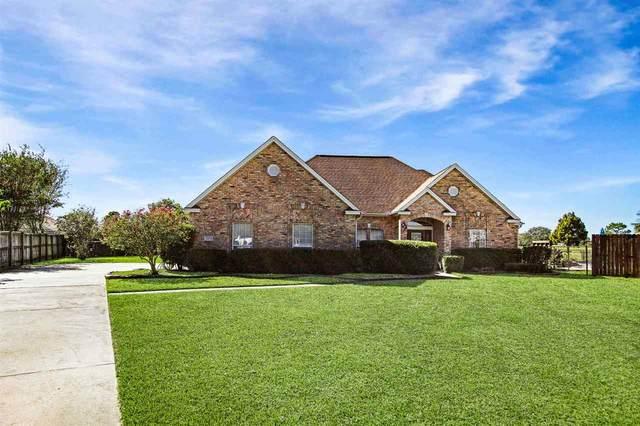 6850 Fairway Ct, Port Arthur, TX 77642 (MLS #215284) :: Triangle Real Estate