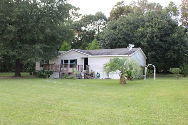 8515 Mormon Church Rd., Silsbee, TX 77656 (MLS #215317) :: Triangle Real Estate