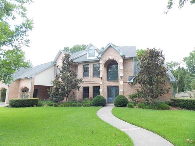 4418 Hillbrook Drive, Orange, TX 77632 (MLS #215443) :: TEAM Dayna Simmons