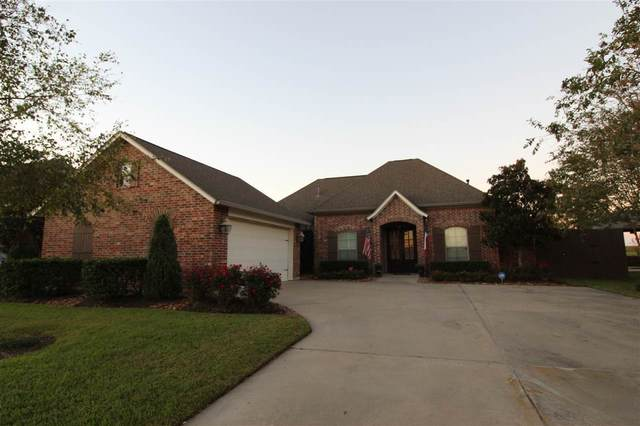 6450 Claybourn Dr, Beaumont, TX 77706 (MLS #215460) :: TEAM Dayna Simmons