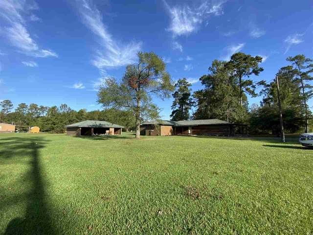 970 S Mayhaw, Vidor, TX 77662 (MLS #215516) :: Triangle Real Estate