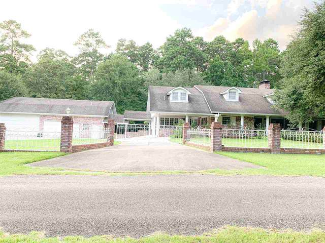 110 Forest Drive, Hemphill, TX 75948 (MLS #215584) :: TEAM Dayna Simmons