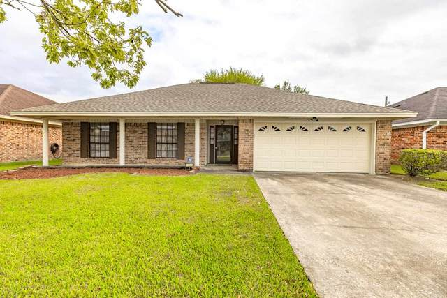 1198 Briarmeadow, Beaumont, TX 77706 (MLS #215587) :: TEAM Dayna Simmons