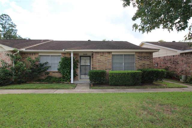 369 Pinchback, Beaumont, TX 77707 (MLS #215617) :: Triangle Real Estate