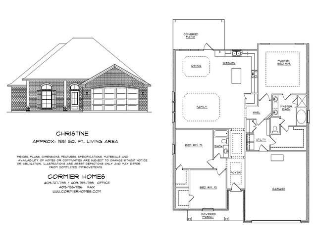 10100 Maple Falls, Port Arthur, TX 77640 (MLS #215663) :: Triangle Real Estate