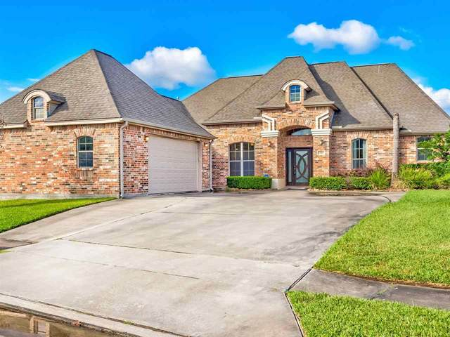 7840 Oakmont Dr, Port Arthur, TX 77642 (MLS #215674) :: TEAM Dayna Simmons