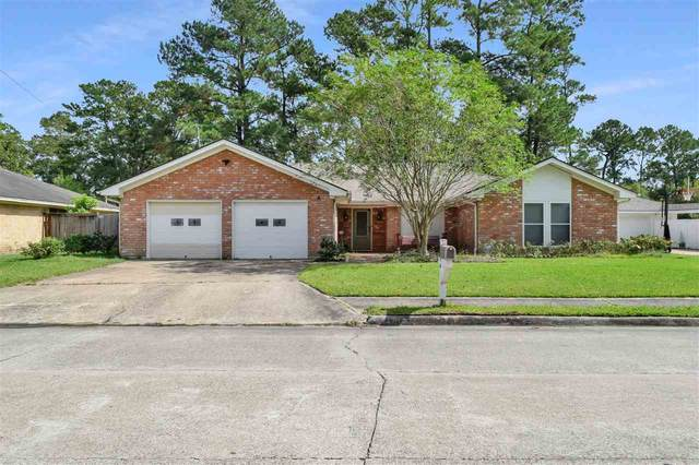 1350 Shakespeare Dr., Beaumont, TX 77706 (MLS #215685) :: Triangle Real Estate
