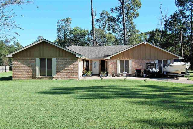 342 Pinehurst Dr., Sour Lake, TX 77659 (MLS #215911) :: TEAM Dayna Simmons