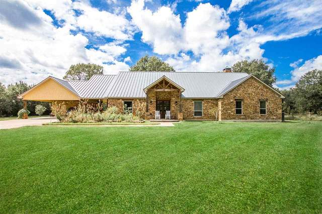 4359 Tolivar Canal Road, Beaumont, TX 77713 (MLS #215931) :: Triangle Real Estate